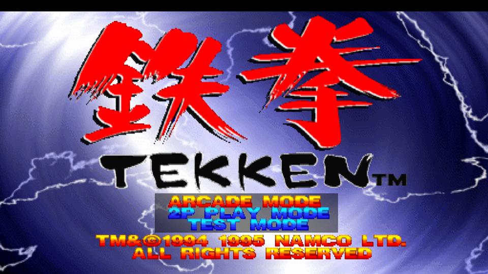 Tekken 3 Psx Iso download Emuparadise
